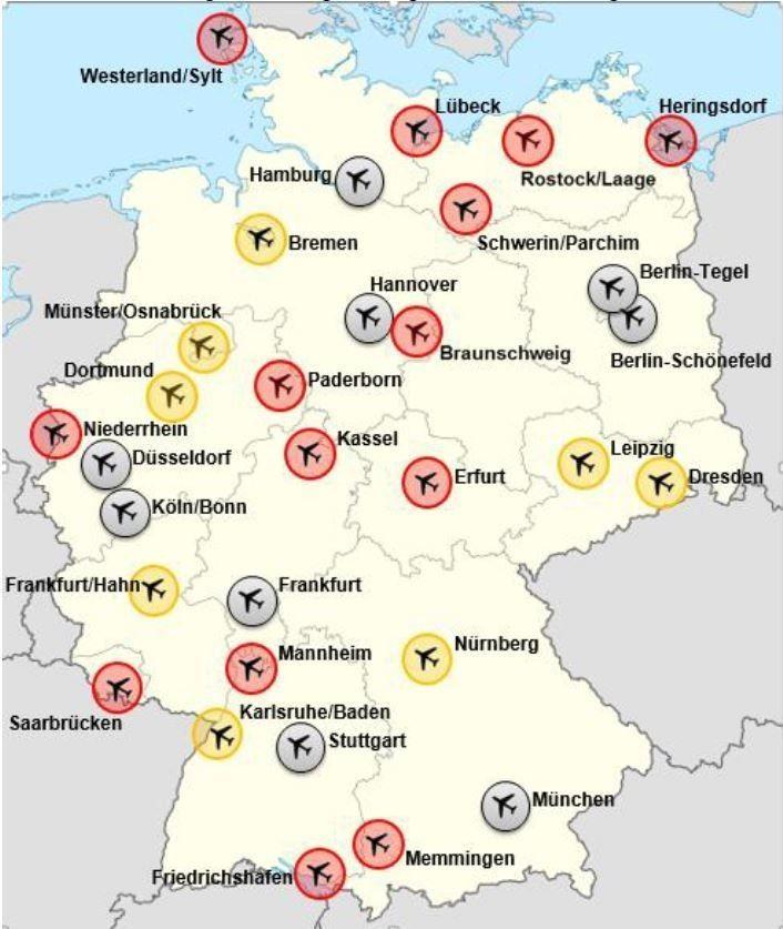 AOPA Austria informiert -> Transponderpflicht in Deutschland