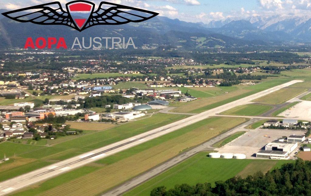 AOPA Austria informiert: LOWS bittet um Beachtung!