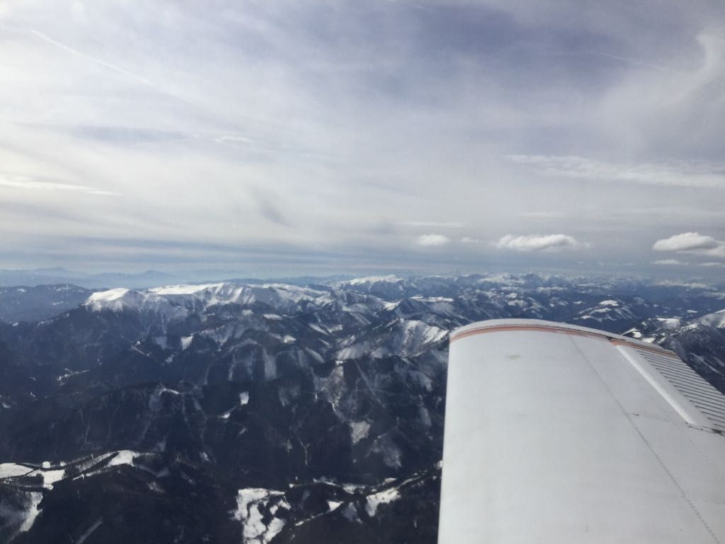 AOPA Austria informiert: Rusty Pilot Vortragsreihe startet wieder