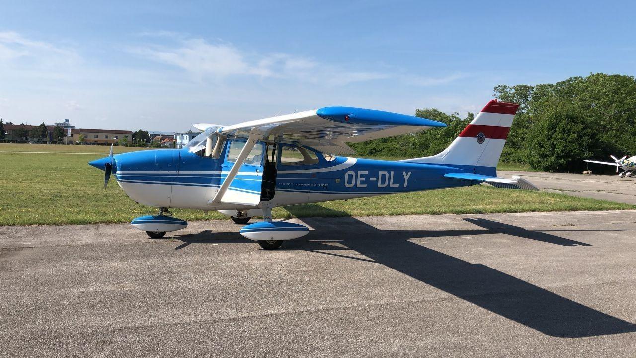 'mein' Schulflugzeug
